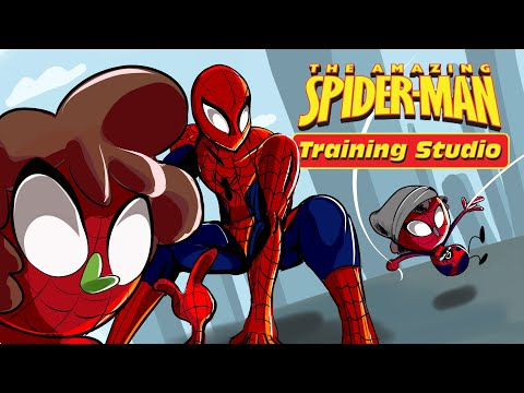 HAVE YOU HEARD ABOUT: Spider-Man Training Studio