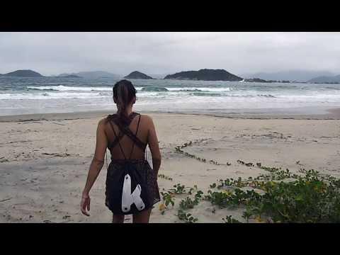 Praia Naufragados - Florianópolis