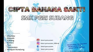 Video RAMPAK KENDANG (SMK PGRI SUBANG SMERI PERCUSSION) download MP3, 3GP, MP4, WEBM, AVI, FLV Agustus 2018