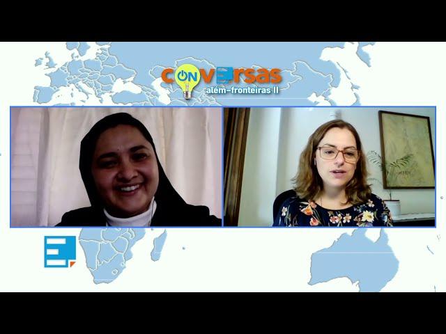 Conversas Além-fronteiras: A «Pastoral del Amor» - Ir  Lucia Pinheiro