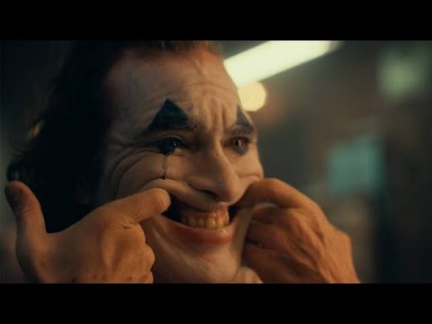 Joaquin Phoenix As The Joker Looks PHENOMENAL!