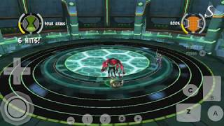 DOLPHIN EMULATOR ANDROID - BEN 10 OMNIVERSE WII