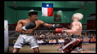 Knockout Kings 2003 Gameplay and Commentary Part 2