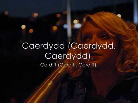 Caerdydd - Fflur Dafydd (geiriau / lyrics)
