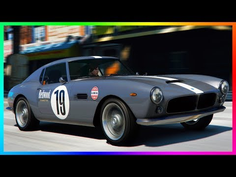 GTA Online NEW DLC Vehicle Released Spending Spree – Grotti GT500, Air Quota Mode & MORE! (GTA 5)