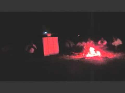 Kiribati Fireside