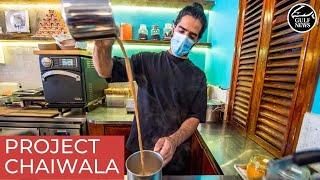 Emirati-Indian duo brings love of tea and street culture to UAE