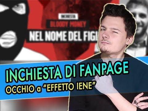 """Fanpage.it e inchiesta """"Bloody Money"""": attenzione all'EFFETTO IENE"""