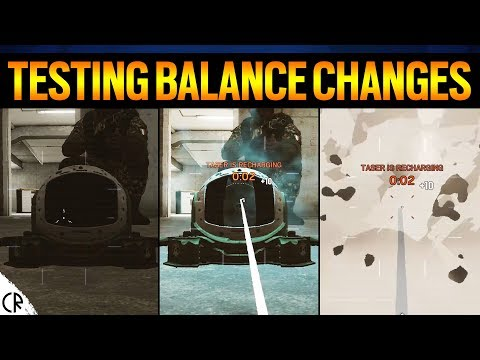 Testing Mid Season Balancing Changes - Gameplay - 6News - Tom Clancy's Rainbow Six Siege thumbnail