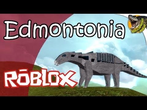EDMONTONIA | Dinosaur Simulator (Roblox) | Gameplay Español