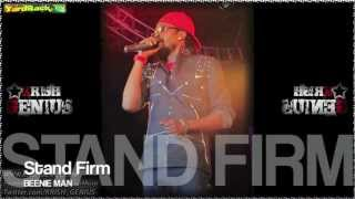 Beenie Man - Stand Firm [Invasion Riddim] Jan 2013