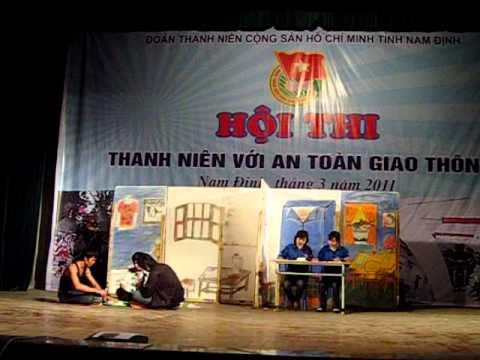 ATGT Dai hoc Dieu Duong Nam Dinh 2