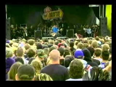 NOFX live @ Warped Tour 2004 (Full concert)