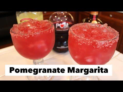 How to make Pomegranate Margarita | Nana's House