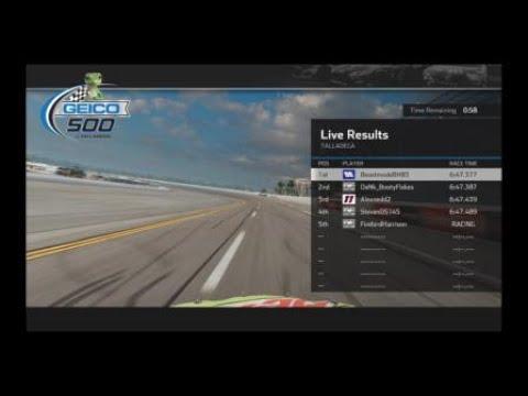 NASCAR Heat 4 Great Dega Race |