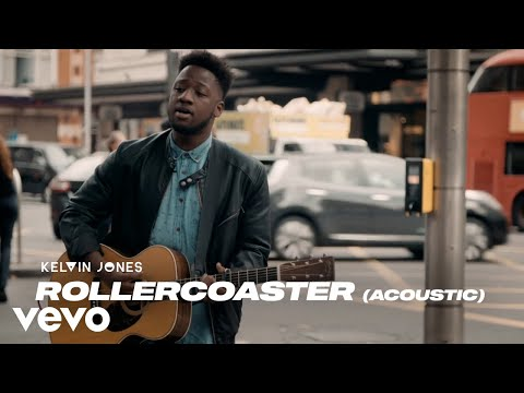 Kelvin Jones - Rollercoaster (Acoustic)