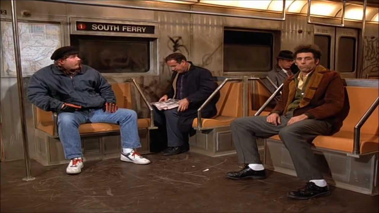 Seinfeld - The Subway