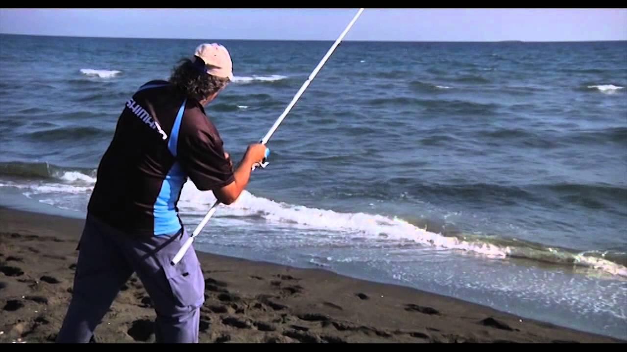 La pesca Surfcasting  Canna Speedcast Beach Ledgering con Alfosno Vastano 61507dbfaa9c