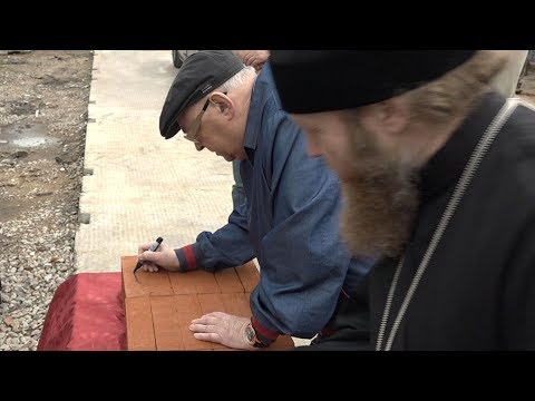 Строящиеся храмы в Жулебино и Текстильщиках проверяет В.И.Ресин