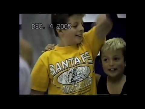 Jonah & Dakota December 2005 wreseling