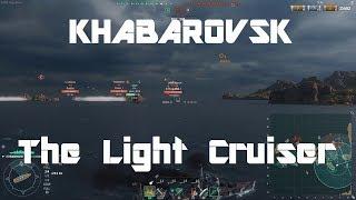 Khabarovsk - The Light Cruiser