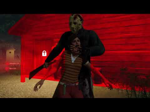 Friday the 13th: The Game Dead Men Tell No Tales Jason Part 4