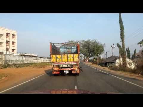 Vizag To Jagdalpur Timelapse Part 1
