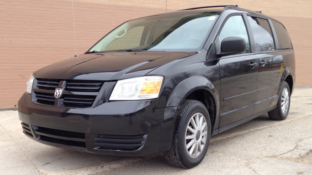 2008 Dodge Grand Caravan Se Winnipeg Mb Swivel N Go Youtube