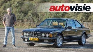 Uw Garage: BMW 635 CSi (1983) - by Autovisie TV