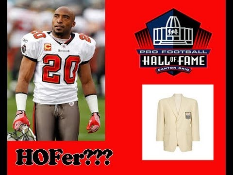 Ronde Barber: Hall of Famer?