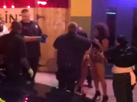 Fight outside Gay Club in San Antonio