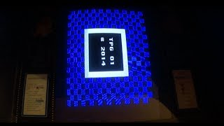 CraftyMech Arcade Monitor Test Pattern Generator DEMO