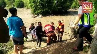 Body of man feared drowned in crab fishing expedition in Batu Kawan river found