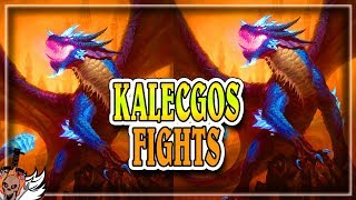 Kalecgos Fights  🍀🎲 ~ Hearthstone Rise of Shadows