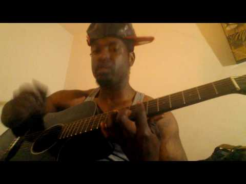 J-Melo Beatz freaks the guitar