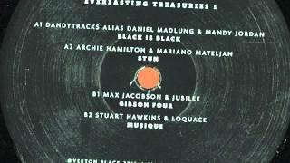 A2 Archie Hamilton & Mariano Mateljan - Stun / Vinyl Only [VEKTON BLACK 001]