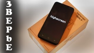 Обзор Highscreen Alpha R