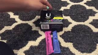 Review on u by Kotex click tampons~AM❤️