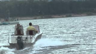 видео Катер Корвет 500 Fish
