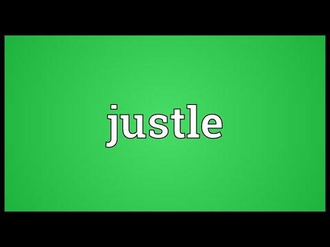 Header of justle