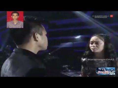 Fildan DA4 dan Lesti - Gerimis Melanda Hati (Konser Kemenangan)