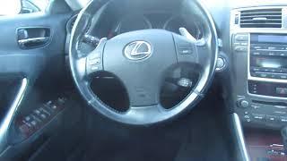 2006 Lexus IS 250 AWD