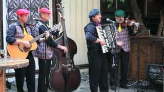 Potańcówka z Kapelą Praską @ Warsaw Music Week 2012