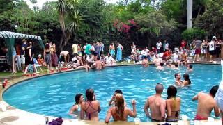UV Pool Party