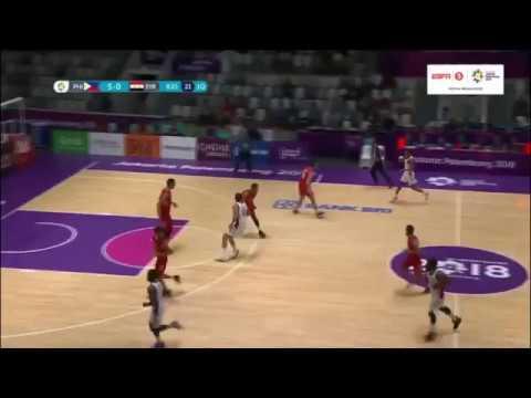 Jordan Clarkson's Game Highlights vs Syria (VIDEO) 29PTS, 6AST, 5 TRIPLES