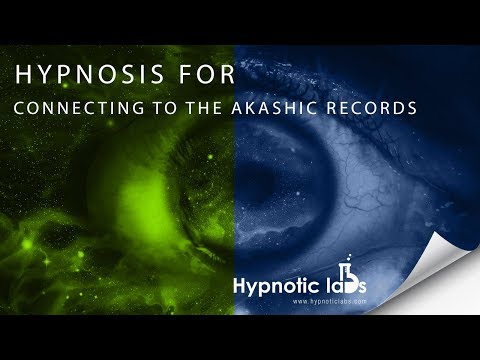 Guided Meditation for Connecting to the Akashic Records (Hypnosis)