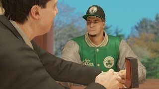 NBA 2k14 My Career PS4 - Selected To The All-Star Team Ep.25