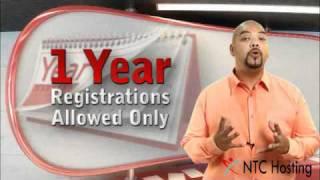 .CO.ZA Domain Registration/ Transfer with NTC Hosting (HD)
