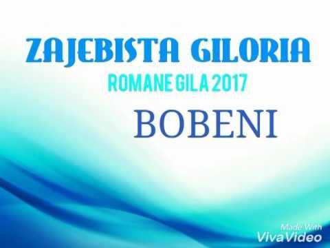 Romane Gila 2017 BOBENI - Bach Te Rodel
