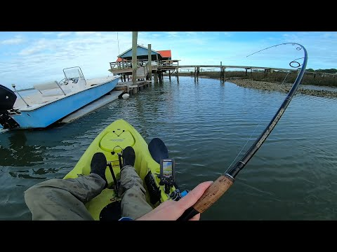 Lowcountry Dock Fishing Exploring New Waters!!